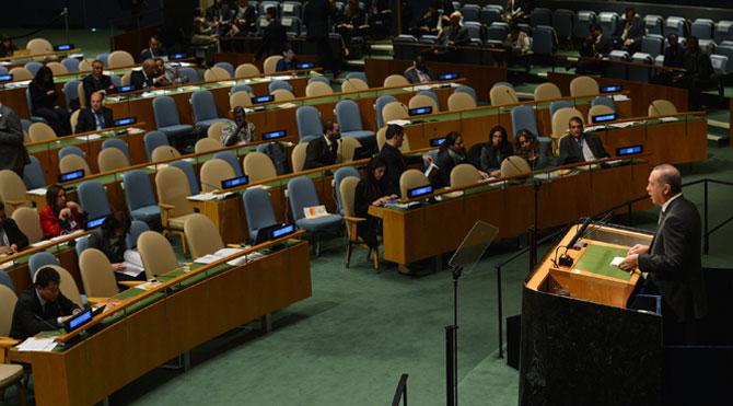 """Yeni Şafak: """"Sandalyelerden Erdoğan'a yoğun ilgi..."""""""