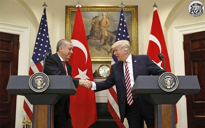 """Amerikan Basını, 20 Dakika Süren Trump-Erdoğan Görüşmesini Dünden Beri Aralıksız Anlatan Türk Basınından Yardım İstedi: """"Ne Konuştular Bize De Söyleyin Olum"""""""