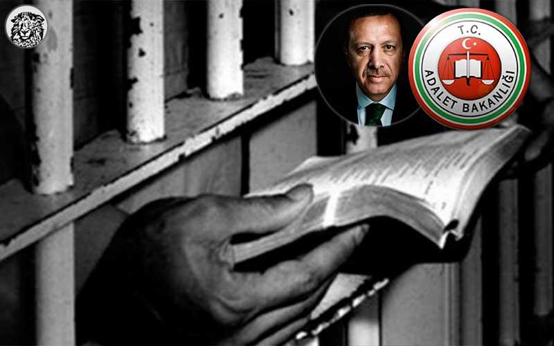 Adalet Bakanlığı, Erdoğan'a Hakaret Tipi Cezaevi İçin Çalışmalara Başladı...