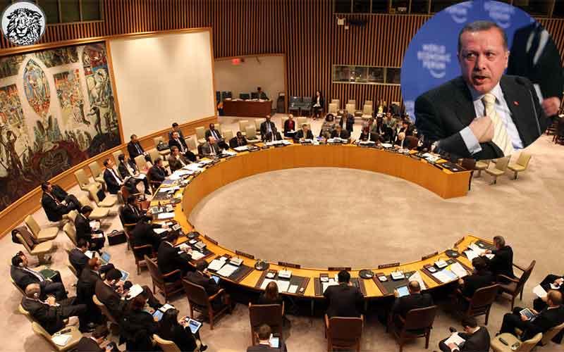 Erdoğan'ın Afrika Ziyaretlerinde Diplomatik Kriz Yaşanmaması Üzerine BM Acil Toplantı Kararı Aldı...