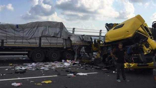 3. Köprü'de ilk kazayı yapanlara Başbakanlık'tan reklam primi...