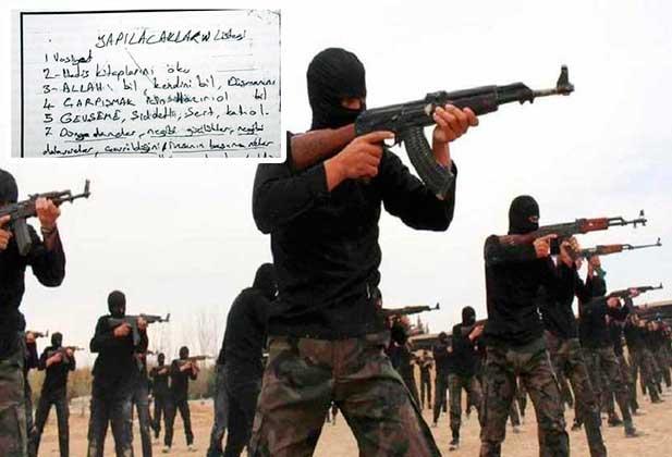 IŞİD, Türkiye'den yeni katılacaklar için gerekli kriter ve nitelikleri basınla paylaştı...