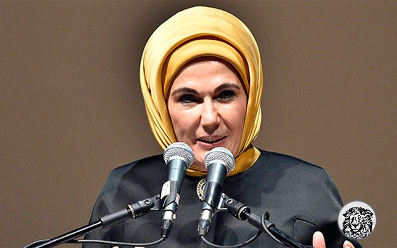 """Eşine Edep Dışı İltifatlarda Bulunulmasını Kabullenemeyen Emine Erdoğan Sosyal Medya Hesaplarının Adını Değiştirdi: """"Emine Tayyip Erdoğan"""""""