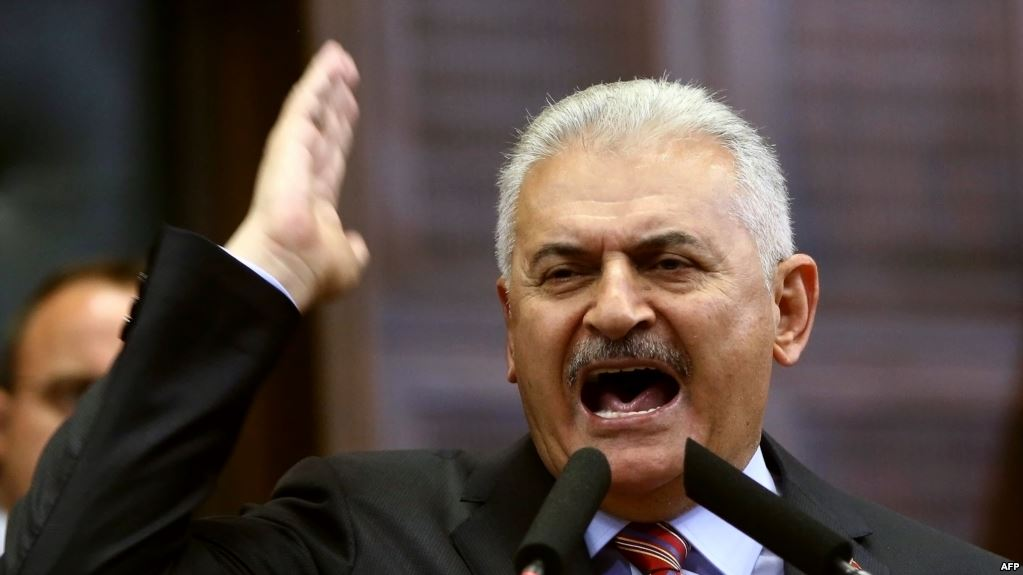 """Yıldırım'dan KPSS başvuru ücretini yüksek bulanlara sert tepki: """"Suriyeliler aç aaaç!"""""""