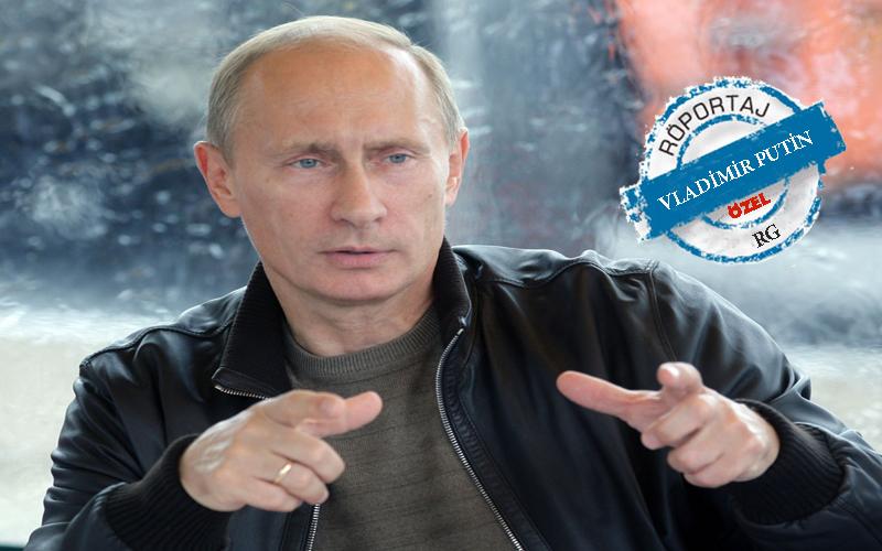 """Vladimir Putin: """"Erdoğan Beni Mahalle Muhtarlarıyla Karıştırdı Herhalde..."""""""