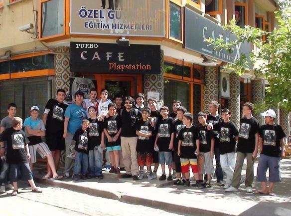 Karneler Gününde Turbo Playstation Cafe'den Öğrencilere Verilen Teşekkür Belgesi, Milli Eğitim Müdürlüğü'nü Harekete Geçirdi...