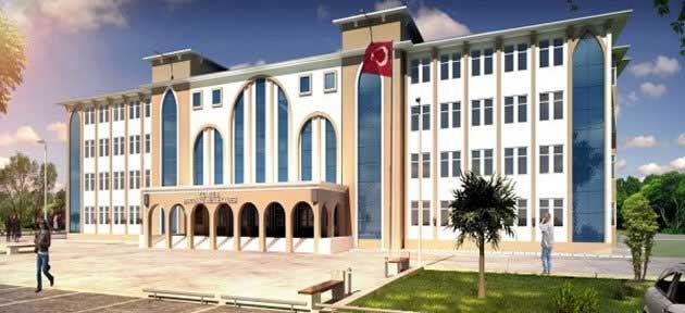 Satılık Kullanılmamış Lise Binası