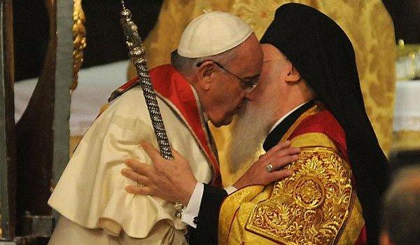 """Patrik Bartholomeos: """"Allah aşkına, Erdoğan'ı gördün, yok mu sizin oralarda uygun bir patrik pozisyonu?"""""""