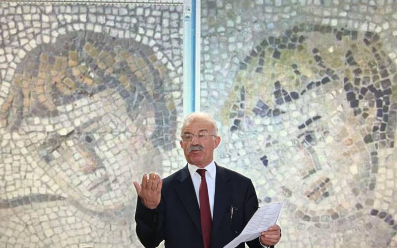 Hatay Arkeoloji Müzesinde Yalçın Çakır'ın Yaşlandırma Tekniği ile Restore Edilen Eserler Görücüye Çıktı…
