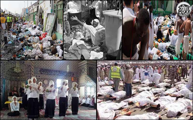 Hac'daki Facianın Ardından Şehit Sayısı Katlanan İslam Dünyası'nda Büyük Coşku Yaşanıyor…