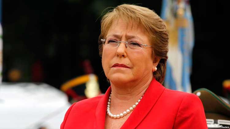 Erdoğan'ın 'Dostum Michelle' sözü, Şili cumhurbaşkanı Michelle Bachelet'i tedirgin etti...