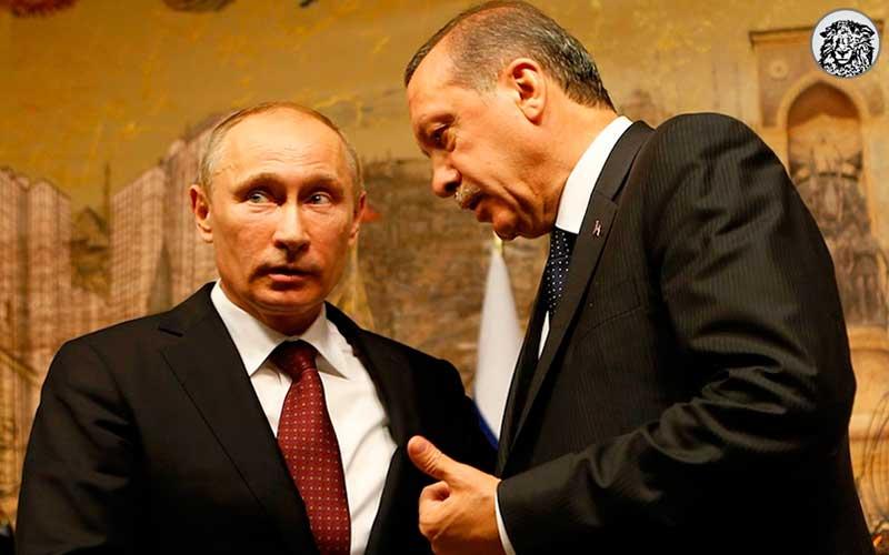 """Cumhurbaşkanı Erdoğan'dan Putin'e Mektup: """"Sevgili Putin... Artık Barışalım. Antalya'da 3 Gün 4 Gece Tam Pansiyon Tatil Benden"""""""