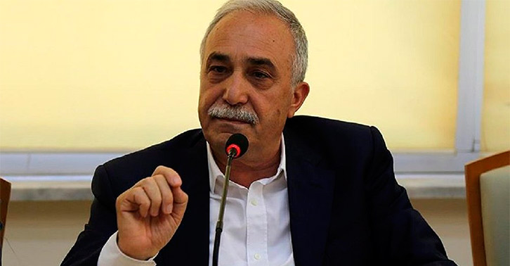 """Tarım Bakanı Eşref Fakıbaba döviz konusunda açıklama yaptı: """"Eşim 2,90'dan Dolar alıyor, 4,75'ten alıyorsan o senin problemin..."""""""