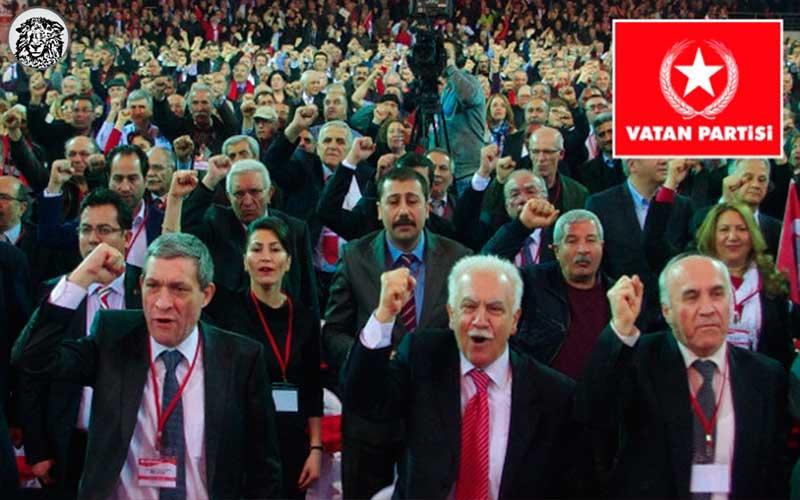 """Vatan Partisi Seçim Bildirgesini Açıkladı: """"Ne veriyorlarsa 4 katı!"""""""