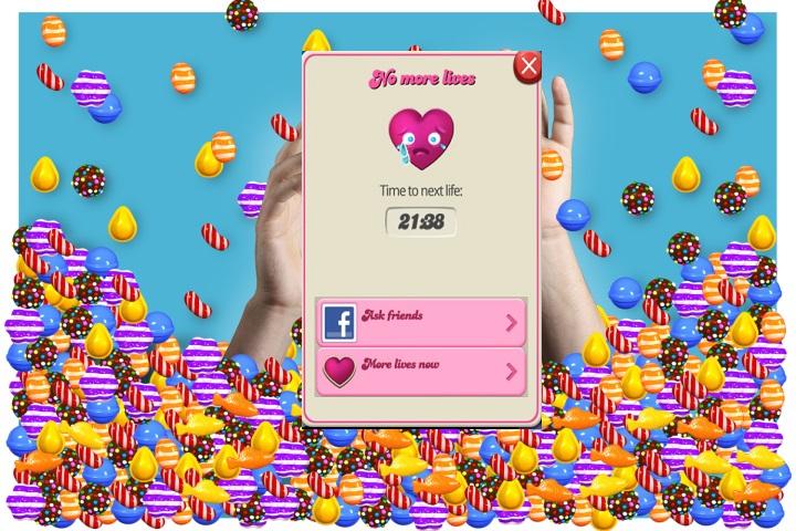 Satılık Candy Crush Canı (Süprizli)