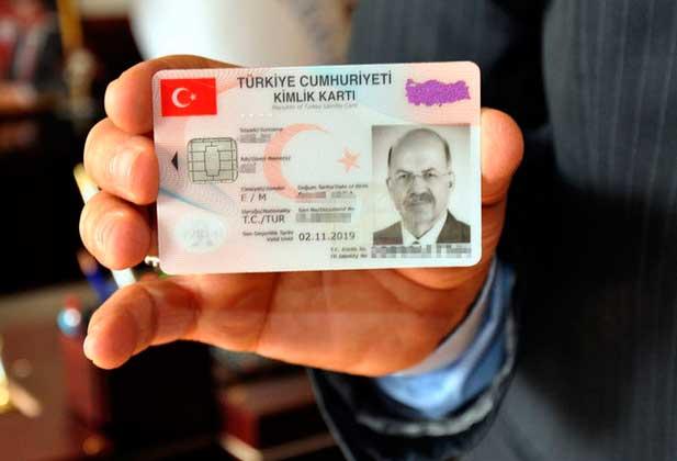 """Bahçeli'den yeni kimlik kartlarına sert tepki: """"Utanmadan haritada bütün illeri HDP'li göstermişler!"""""""