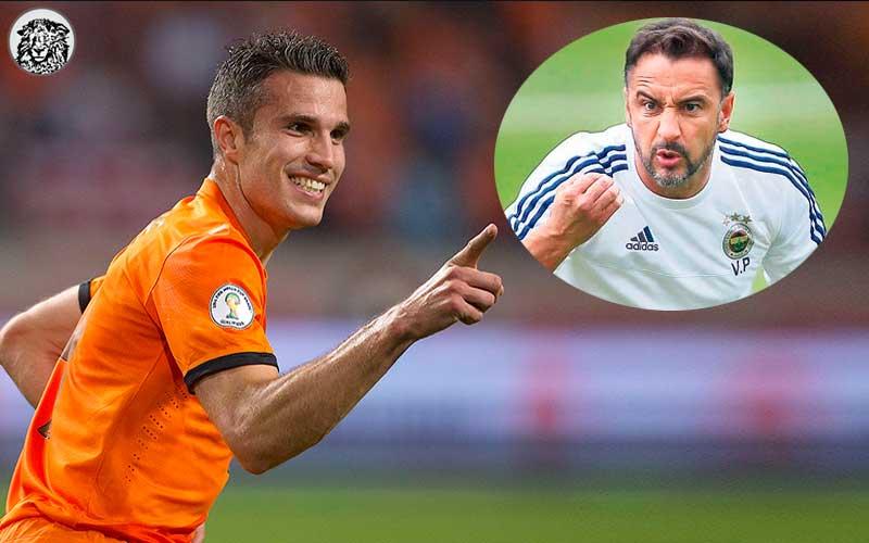 Hollanda Milli takımında Van Persie'nin İlk 11'de Başlayacağını Öğrenen Vitor Pereira'dan Hollanda Futbol Federasyonu'na Sert Tepki...