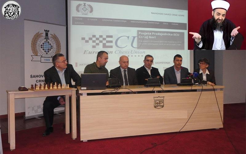 """Cübbeli Ahmet Hocanın Açıklamasının Ardından Türkiye Satranç Federasyonu, Şah'ın Adını """"Şeyh"""" Olarak Değiştirme Kararı Aldı."""
