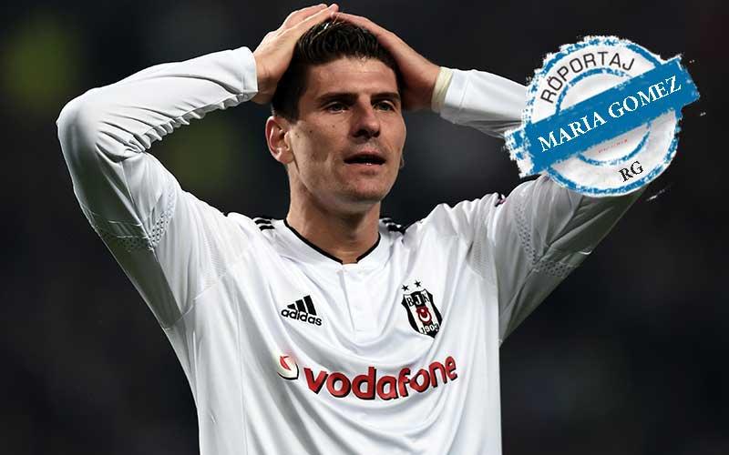 """Mario Gomez: """"Türkiye'de 1 yılda yaşadığımı, koskoca Almanya 30 yılda yaşamadı…"""""""