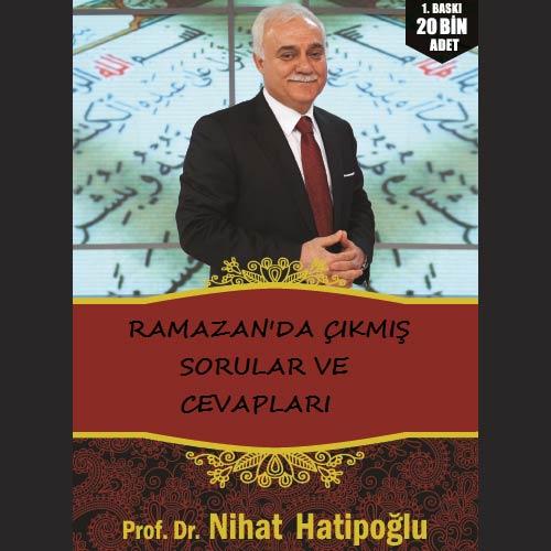 Satılık, 'Ramazan'da Çıkmış Sorular ve Cevapları' Kitabı