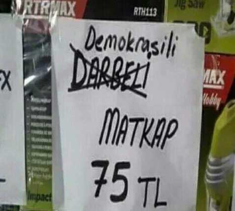Yeni Türkiye'de demokrasinin inşasına son hızla devam ediliyor...