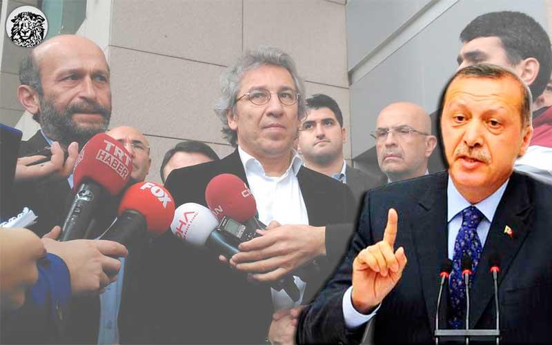 """Erdoğan'dan, Can Dündar Kararına İlk Tepki: """"Hepimiz Benim Kararlarıma Saygı Göstermeliyiz..."""""""
