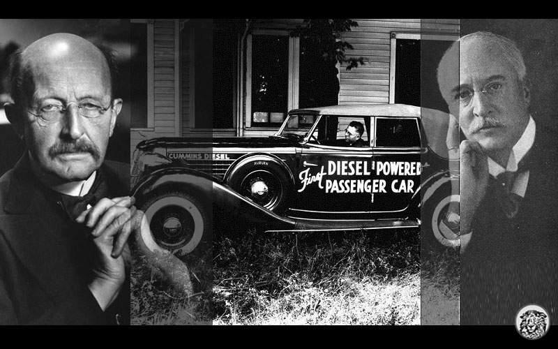 Dizel Motorun Gerçek Mucidinin Rudolf Diesel Olmayabileceği İddiaları Avrupa'yı Karıştırdı.