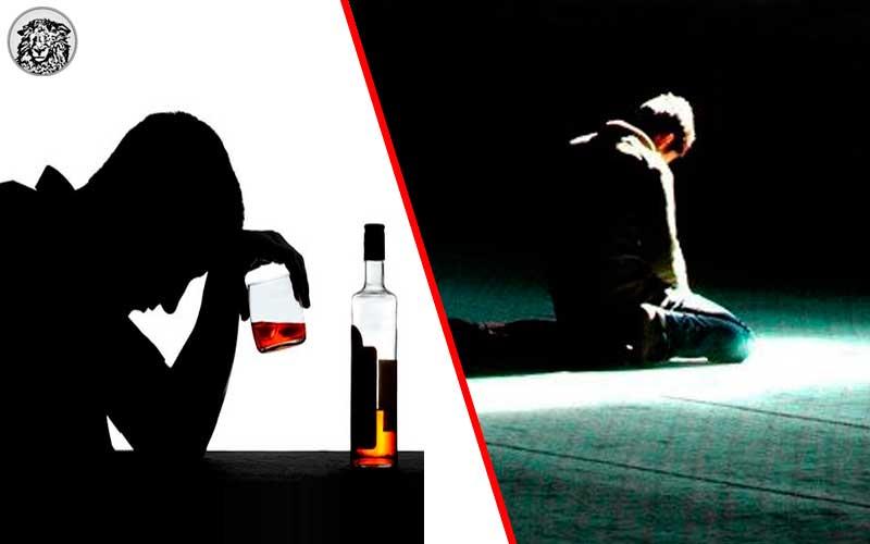 Geçimini Sağlayamadığını Fark Eden B.B.(35), Alkolü Bırakarak Namaza Başladı…