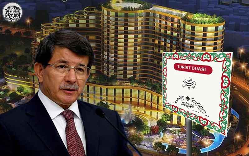 """Ahmet Davutoğlu '2016 Turizm Eylem Planı'nı Açıkladı: """"Bütün otellere turist duası asacağız..."""""""