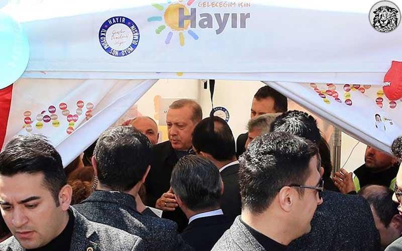 """Cumhurbaşkanı Erdoğan: """"Hala Bana 'Tarafsızlığını İhlal Ediyor' Diyerek Saldırıyorlar. Yahu Teröristlerin Çadırını Bile Ziyaret Ettik, Daha Ne Yapalım!"""""""