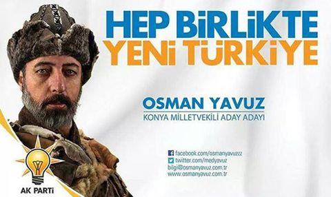 AKP'den Konya Milletvekili Aday Adayı Olan Osman Yavuz'un Diğer Aday Adaylarını Boğdurtmasından Endişe Ediliyor
