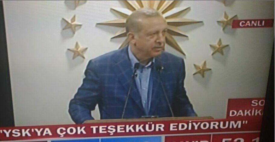 Erdoğan'dan referandum sonrası ilk yorum...
