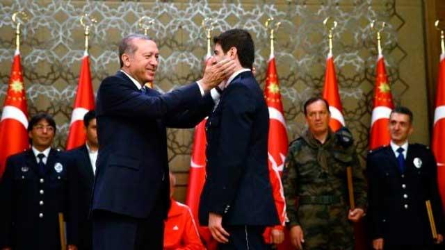 Cumhurbaşkanı Erdoğan: ''Şehit mi olacakmış bu?''