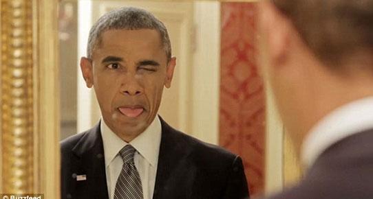 Obama, IŞİD'e yapacağı operasyona Esad'ın da dahil edilmesi isteyen Hükümete vereceği cevabın provasını yapıyor...