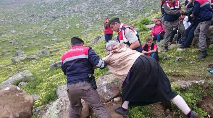 Mehmetçik başarılı bir operasyonla Artvin yaylalarındaki teröristleri etkisiz hale getirdi.