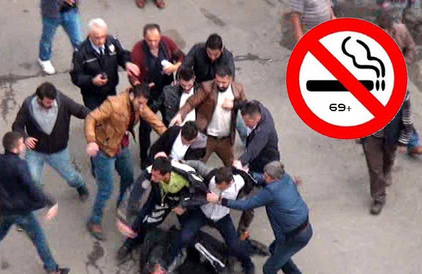 """Maliye Bakanlığı Kapalı Ortamlarda Sigara İçme Cezasında Değişikliğe Gidiyor: """"69 TL + Meydan Dayağı"""""""