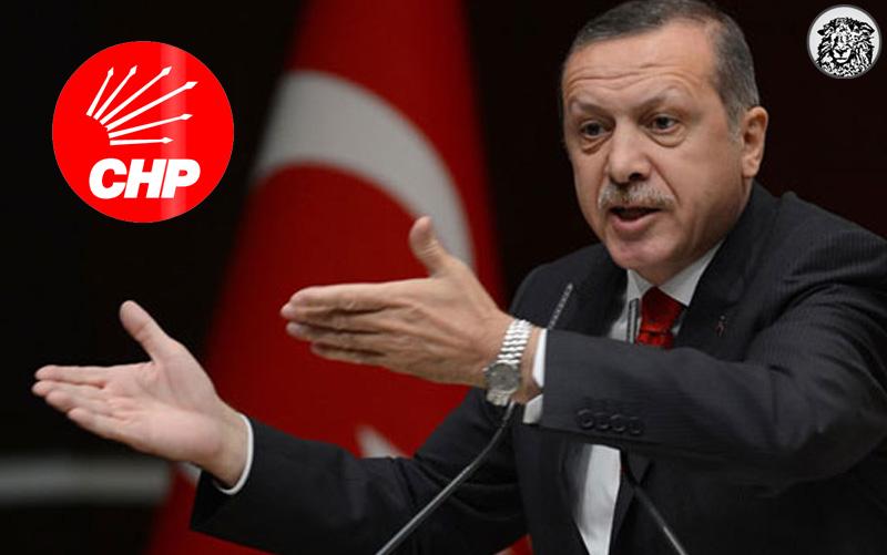 """Erdoğan, CHP'ye Sert Çıktı: """"Cumhurbaşkanının Denetlenmesi İçin Dış Mihraklardan Yardım İstediler."""""""