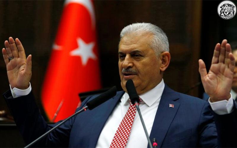 """Türkiye'nin Musul'dan Sonra Rakka Operasyonuna Da Dahil Edilmemesi Üzerine Hükumet Yeni """"Kırmızı Çizgi"""" Çalışmalarını Hızlandırdı."""
