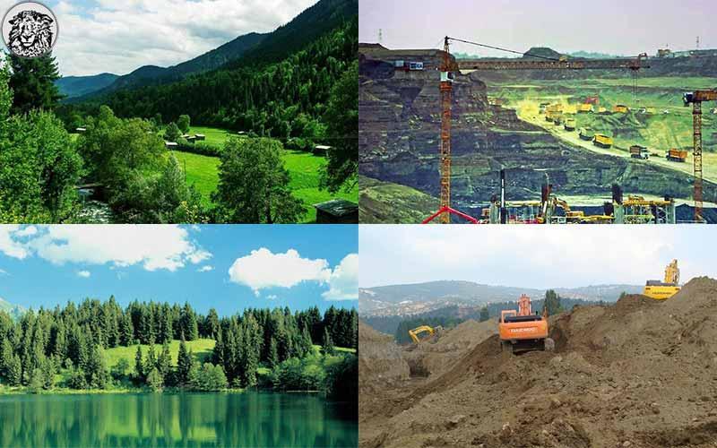 """Maden Çalışmaları Engellenmeye Çalışılan Holdingin Patronu Konuştu: """"Yıl Olmuş 2016 Hala Ağaç Diyorlar"""""""