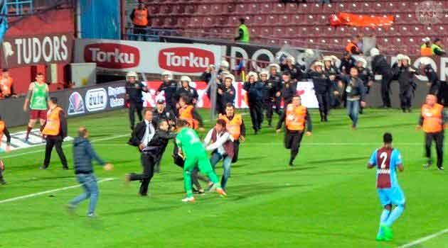 """Trabzonspor: """"Ceza sahası içinde çoğalamadığımız yönündeki eleştiriler gerçek dışı..."""""""