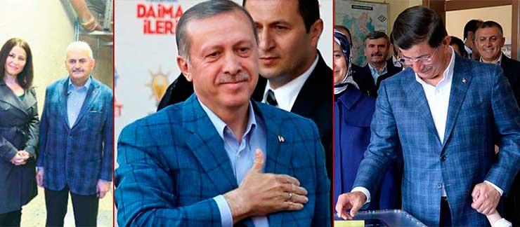 """O ekose ceket konuştu: """"Erdoğan'a kısa, Ahmet'e bol, Binali'ye dar, bıktım yeminle..."""""""