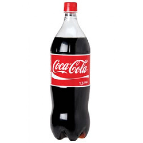 1 lt. Coca-Cola (Fanta ile takas edilir)