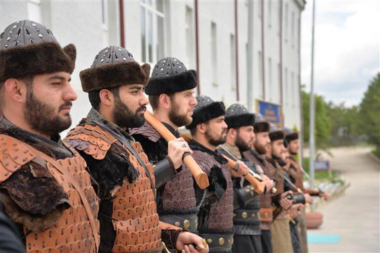 Hükümet düşmana korku salacak yeni TSK projesini tanıttı: Sakal...