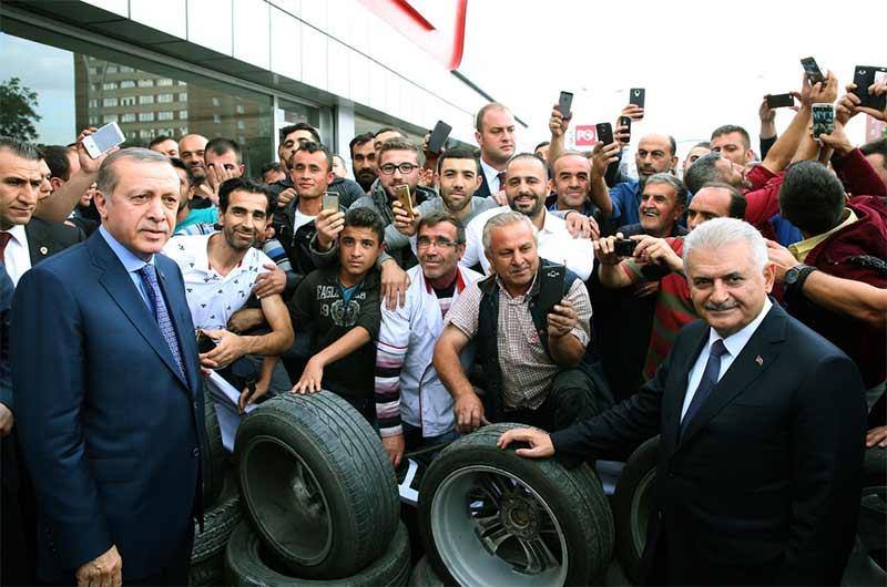 Erdoğan, Bahçeli'ye subliminal mesaj mı gönderdi. Ayrıntılar gazeteniz Takvim'de...