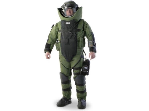 Sahibinden Az Kullanılmış Bomba İmha Kıyafeti