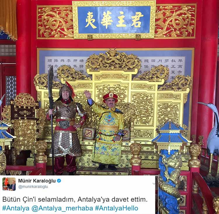"""Antalya Valisi alkol yasağının gerekliliğine vurgu yaptı: """"Sonra kafa güzel oluyor, abidik gubidik şeyler yapıyorsunuz!"""""""