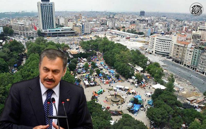 """Gezi Olaylarının 2. Yıldönümünde Orman Bakanı'ndan Flaş Açıklama: """"İstanbul'da Sadece 450 Müteahhite Yetecek Kadar Yeşil Alan Kaldı…"""""""