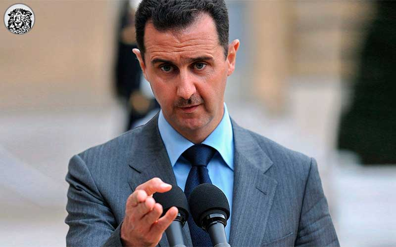 """Beşar Esad: """"3. Dünya Savaşı Çıkacaksa Çıksın. Kafası Bozulan Gelip Suriye'yi Bombalıyor Arkadaş!"""""""