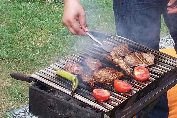 TÜİK Verilerine Göre Pikniğe Giden İnsanların %86'sı Mangal Başındaki Kişinin Daha Fazla Et Yediğini Düşünüyor.
