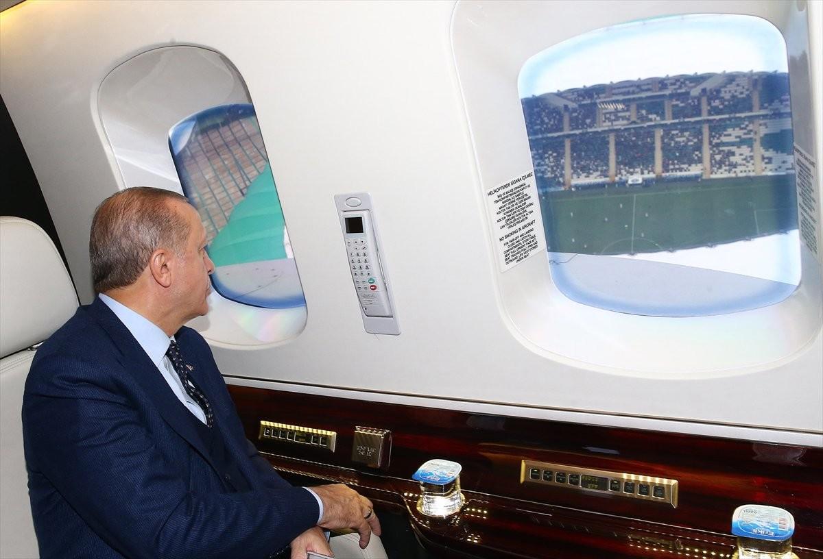 Passolig kartını bu sene yeniletmeyen Erdoğan'ın zor anları...